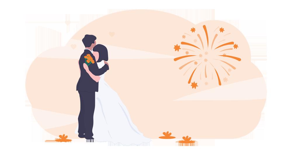 Sistema para Cerimonial de Casamentos